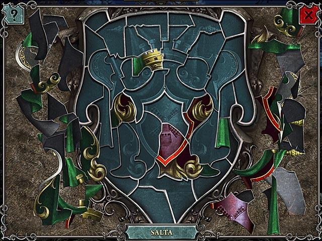Screenshot Del Gioco 3 Cursed Fates: Il cavaliere senza testa