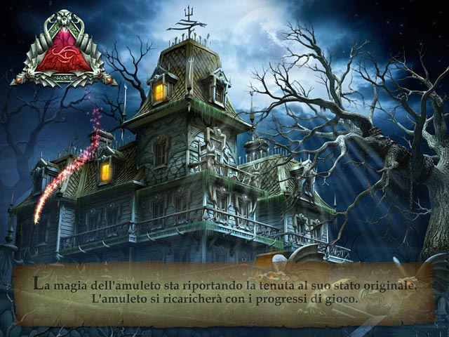 Screenshot Del Gioco 3 Cursed House