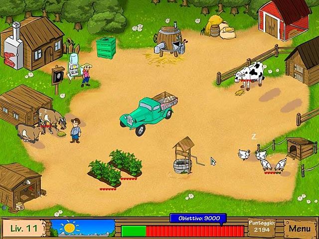 Screenshot Del Gioco 2 Dairy Dash