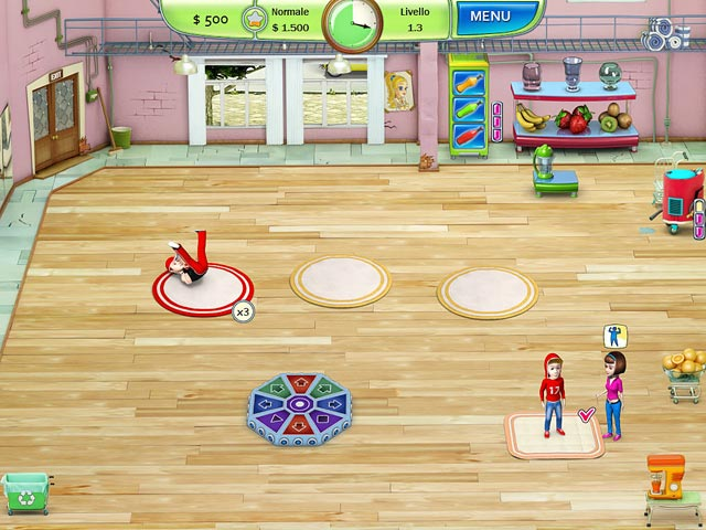 Screenshot Del Gioco 3 Dancing Craze