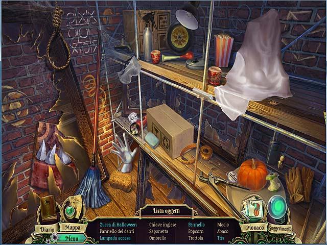 Screenshot Del Gioco 3 Dark Arcana: The Carnival