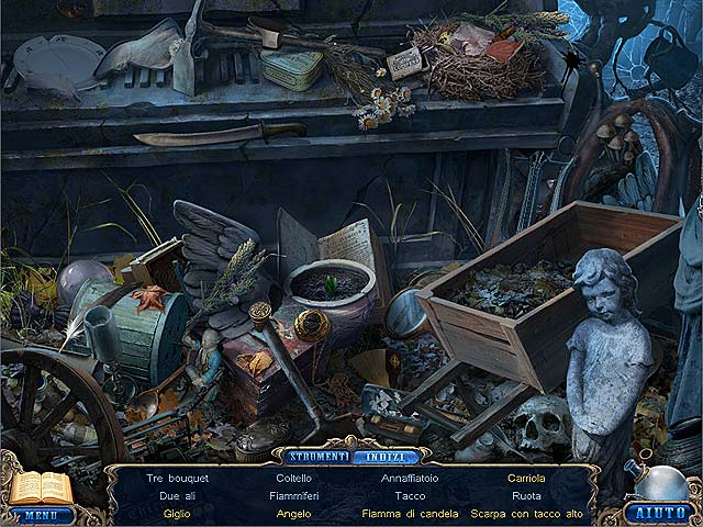 Screenshot Del Gioco 2 Dark Dimensions: La città di nebbia