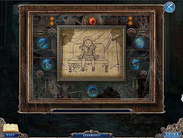 Screenshot Del Gioco 3 Dark Dimensions: La città di nebbia