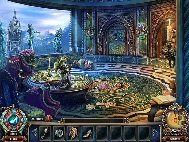 Screenshot Del Gioco 2 Dark Parables: L'Ultima Cenerentola