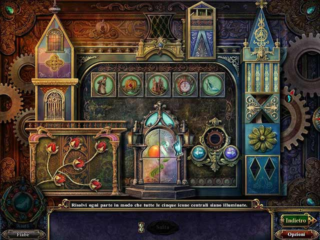 Screenshot Del Gioco 3 Dark Parables: L'Ultima Cenerentola
