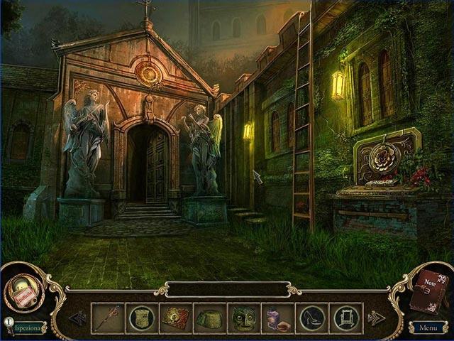Screenshot Del Gioco 1 Dark Parables: La maledizione di Rosaspina