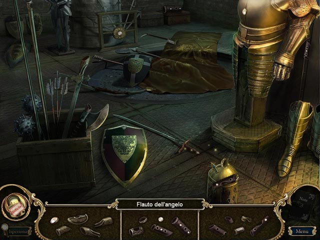 Screenshot Del Gioco 2 Dark Parables: La maledizione di Rosaspina