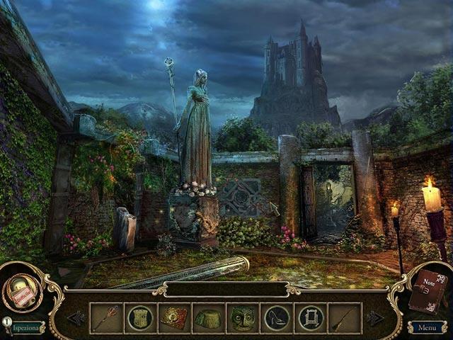 Screenshot Del Gioco 3 Dark Parables: La maledizione di Rosaspina