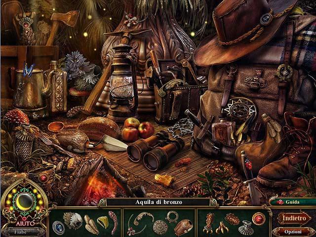 Screenshot Del Gioco 2 Dark Parables: L'Ordine di Cappuccetto rosso Edizione Speciale