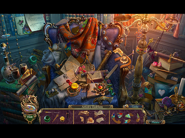 Screenshot Del Gioco 2 Dark Parables: Portrait of the Stained Princess Collector's Edition