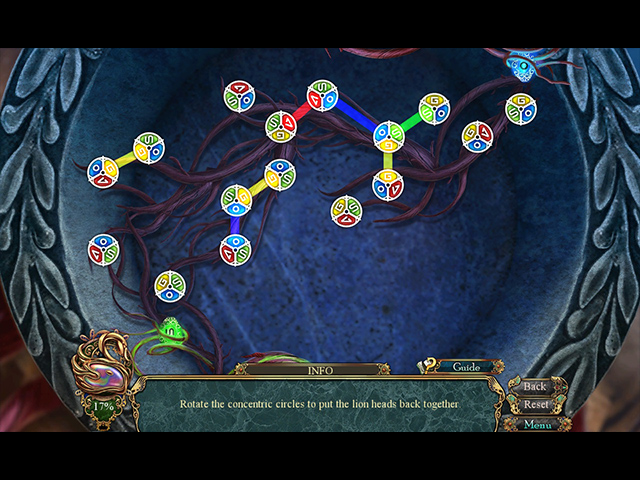 Screenshot Del Gioco 3 Dark Parables: Portrait of the Stained Princess Collector's Edition