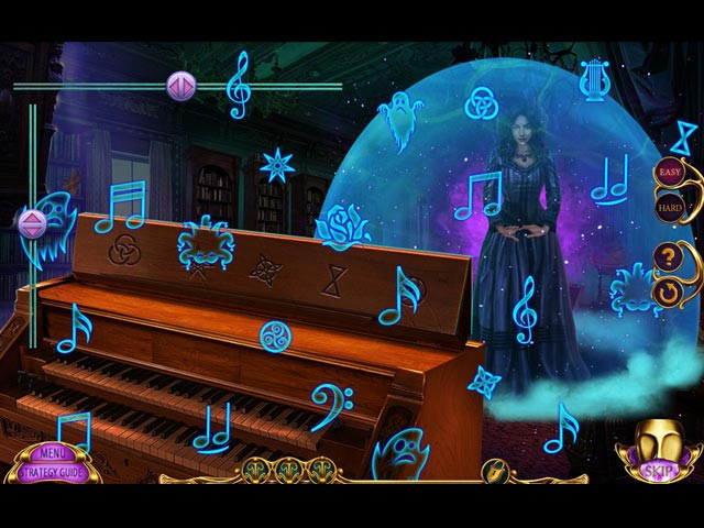 Screenshot Del Gioco 3 Dark Romance: A Performance to Die For Collector's Edition