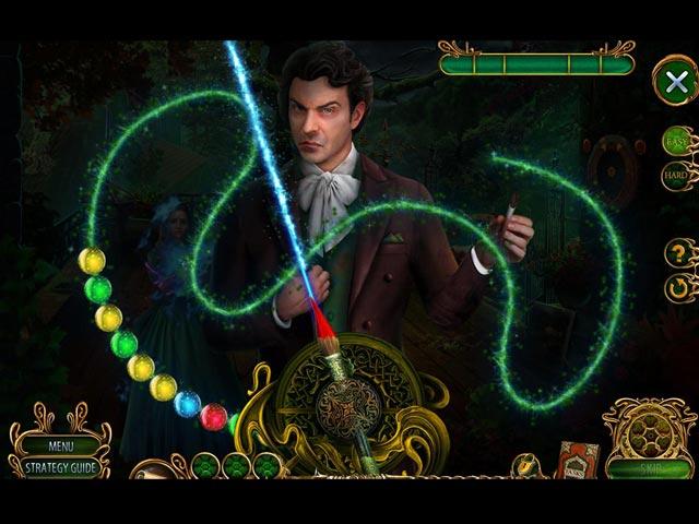 Screenshot Del Gioco 3 Dark Romance: The Monster Within Collector's Edition