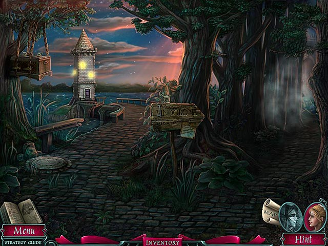Screenshot Del Gioco 2 Dark Romance: Vampire in Love Collector's Edition
