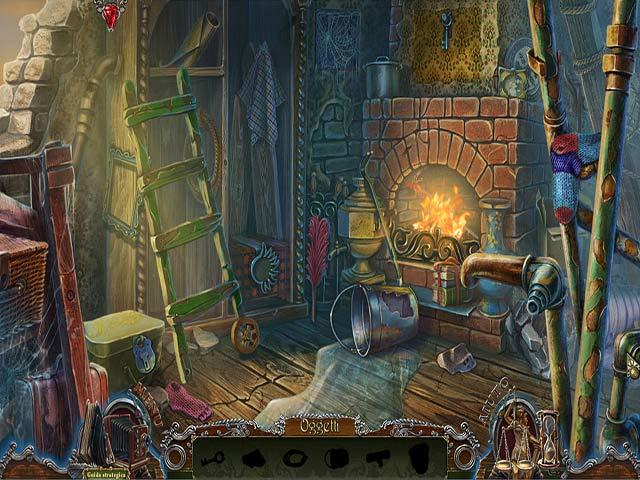 Screenshot Del Gioco 2 Dark Tales: La Maschera della Morte Rossa di Edgar Allan Poe Edizione Speciale