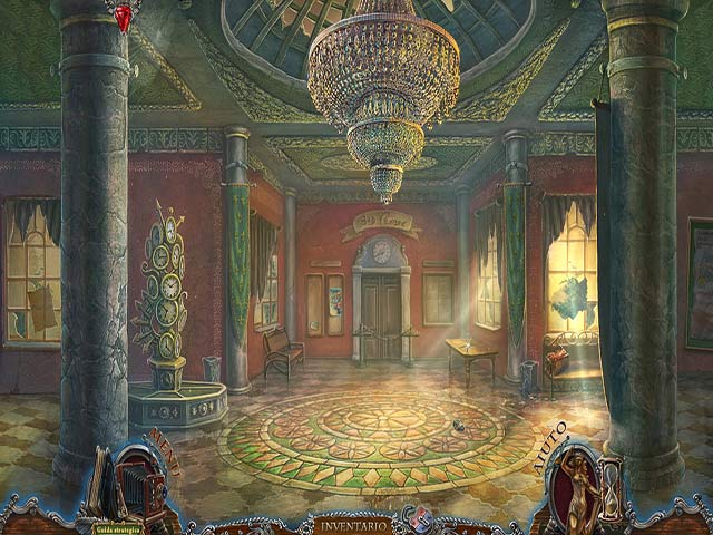 Screenshot Del Gioco 3 Dark Tales: La Maschera della Morte Rossa di Edgar Allan Poe Edizione Speciale