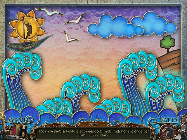 Screenshot Del Gioco 3 Dark Tales: Lo Scarabeo d'Oro di Edgar Allan Poe