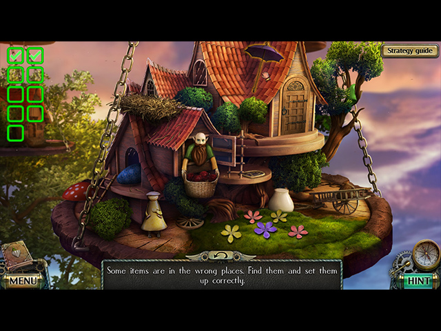 Screenshot Del Gioco 3 Darkness and Flame: Enemy in Reflection Collector's Edition
