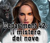 Department 42: Il mistero dei nove