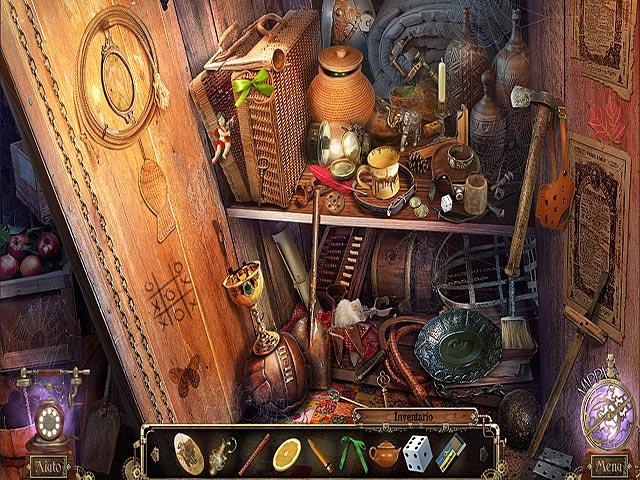 Screenshot Del Gioco 1 Detective Quest: La scarpetta di cristallo