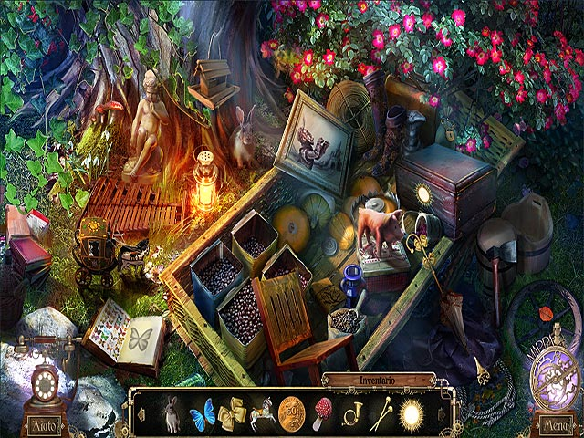 Screenshot Del Gioco 2 Detective Quest: La scarpetta di cristallo