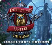 Caratteristica Screenshot Gioco Detectives United: Origins Collector's Edition