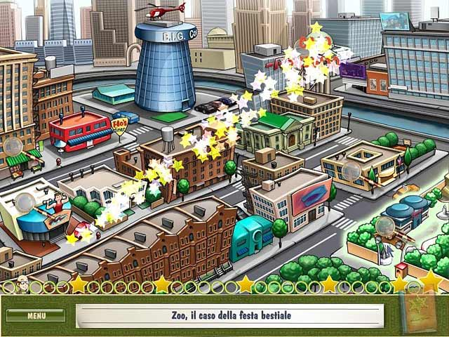 Screenshot Del Gioco 3 DinerTown: Detective Agency