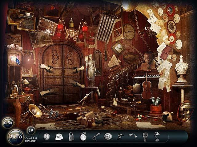Screenshot Del Gioco 1 Doors of the Mind: Misteri dell'inconscio