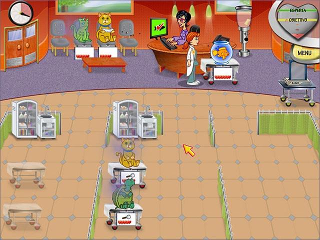 Screenshot Del Gioco 1 Dr. Daisy Pet Vet