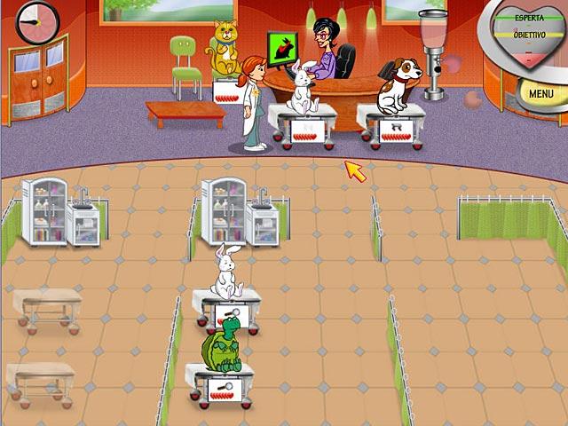 Screenshot Del Gioco 2 Dr. Daisy Pet Vet
