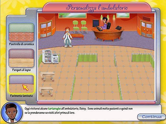 Screenshot Del Gioco 3 Dr. Daisy Pet Vet