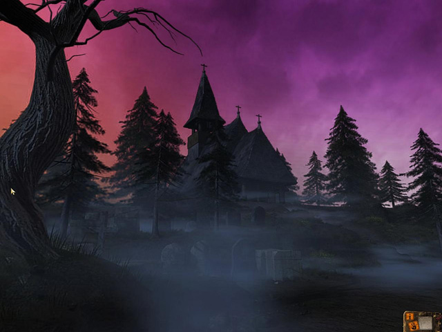 Screenshot Del Gioco 2 Dracula: The Path of the Dragon - Part 1
