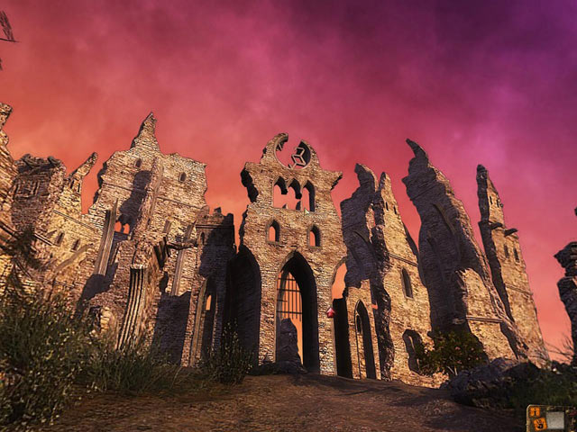 Screenshot Del Gioco 3 Dracula: The Path of the Dragon - Part 2