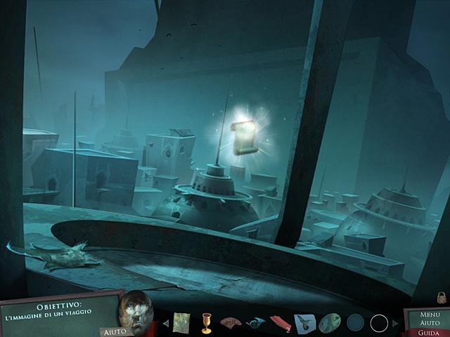 Screenshot Del Gioco 2 Drawn®: Fuga dalle tenebre