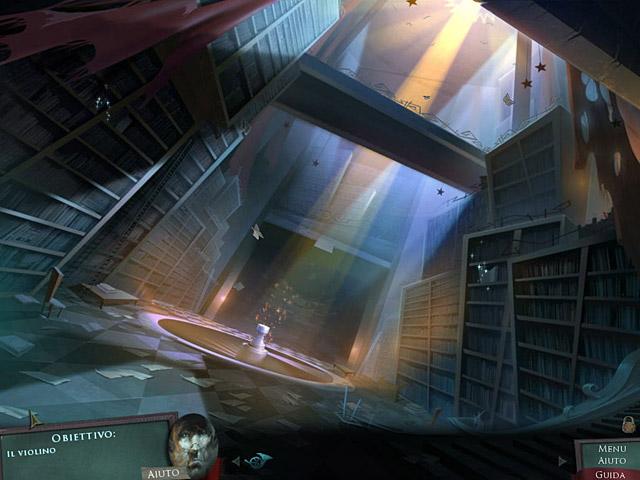 Screenshot Del Gioco 3 Drawn®: Fuga dalle tenebre