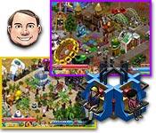 Dream Builder: Il parco dei divertimenti