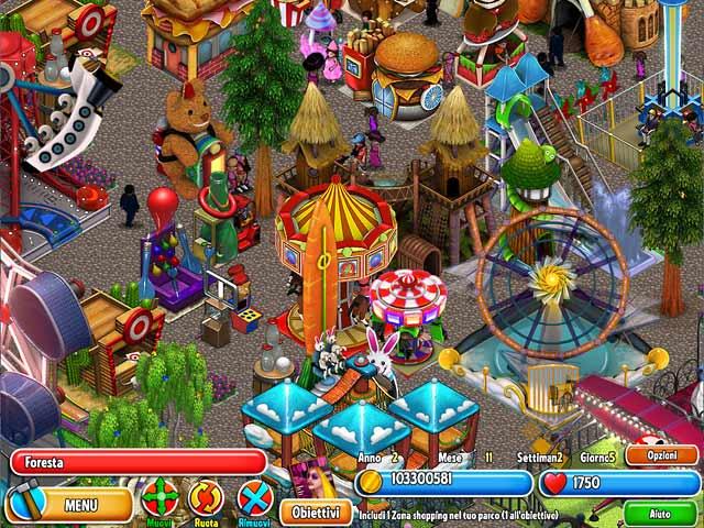 Video for Dream Builder: Il parco dei divertimenti