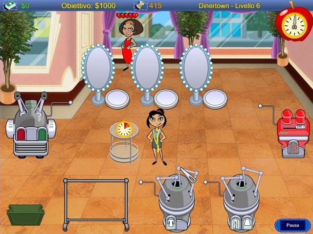 Screenshot Del Gioco 1 Dress Shop Hop