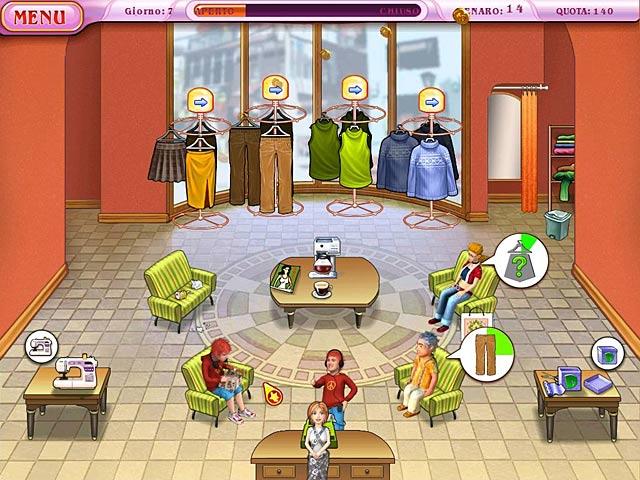 Screenshot Del Gioco 3 Dress Up Rush