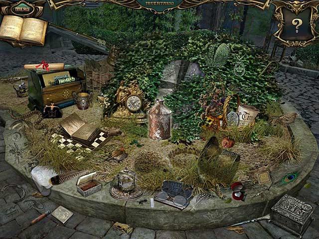 Screenshot Del Gioco 2 Echoes of the Past: Il castello delle ombre