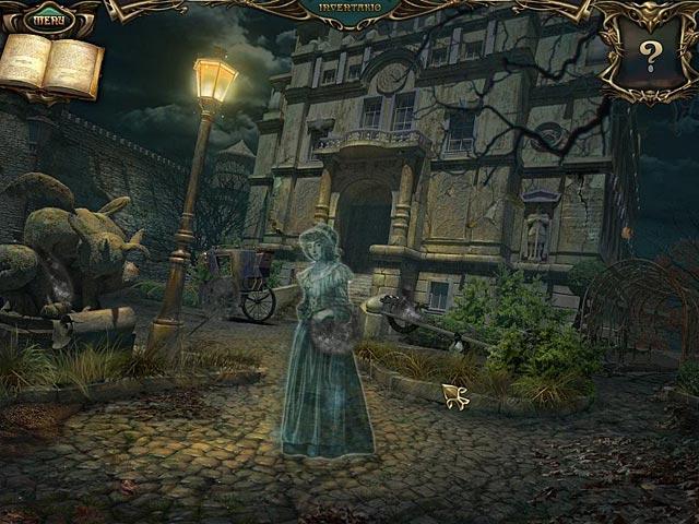 Screenshot Del Gioco 3 Echoes of the Past: Il castello delle ombre