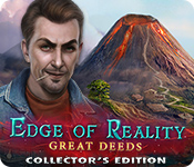 Caratteristica Screenshot Gioco Edge of Reality: Great Deeds Collector's Edition