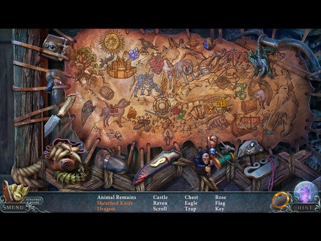 Screenshot Del Gioco 2 Edge of Reality: Ring of Destiny Collector's Edition