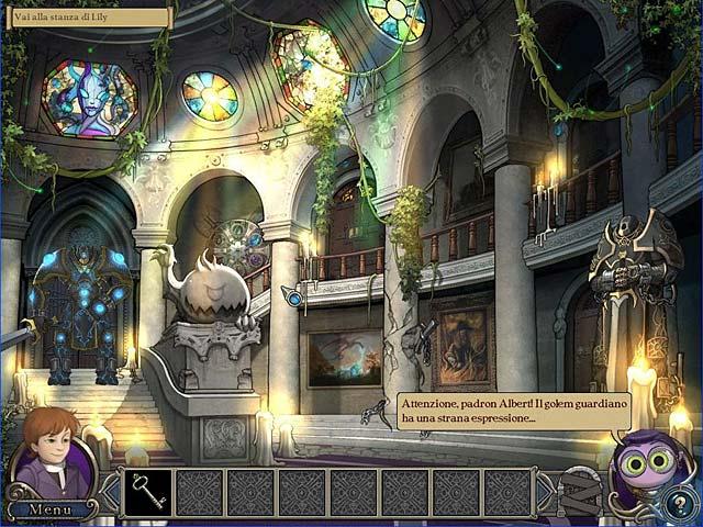 Screenshot Del Gioco 1 Elementals: The Magic Key