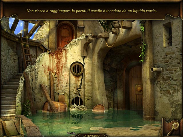 Screenshot Del Gioco 2 Elixir of Immortality
