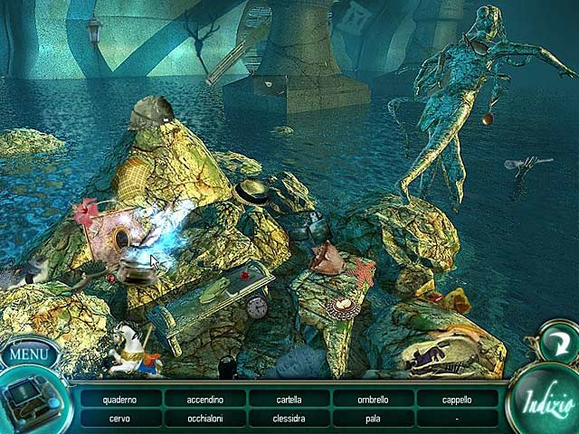 Video for Empress of the Deep: The Darkest Secret