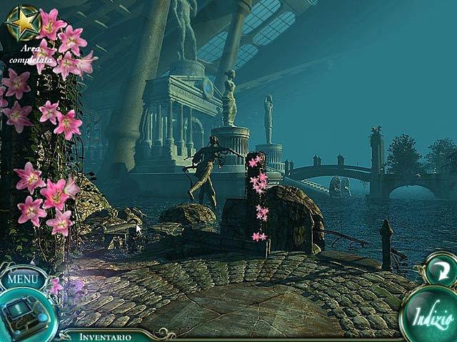 Screenshot Del Gioco 3 Empress of the Deep: The Darkest Secret