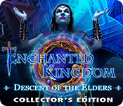 Caratteristica Screenshot Gioco Enchanted Kingdom: Descent of the Elders Collector's Edition