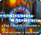 Caratteristica Screenshot Gioco Enchanted Kingdom: The Fiend of Darkness Collector's Edition