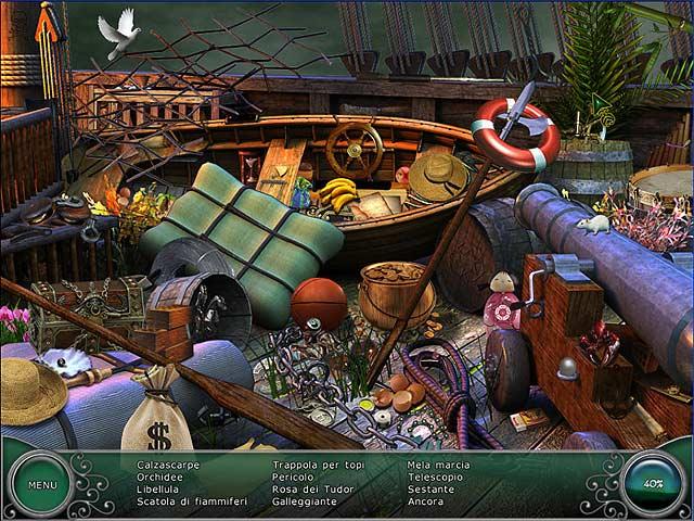 Video for Epic Adventures: Maledizione a bordo